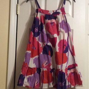 Girls gap kids multicolor floral sundress